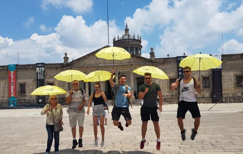 Guadalajara a Pie